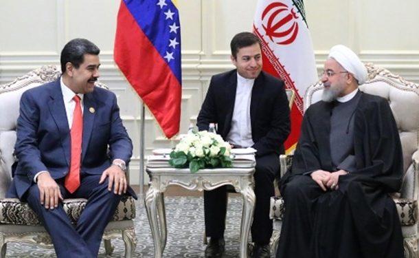 روحانی: مقاومت ملتهای ایران و ونزوئلا در برابر آمریکا تحسین برانگیز است