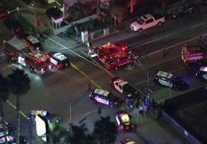 تیراندازی در جشن هالووین در کالیفرنیا ۳ کشته و ۹ مجروح برجا گذاشت