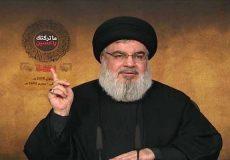 شهادت فرزندم برای حزبالله صداقت را به ارمغان آورد