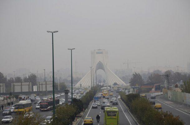 پایتخت از ابتدای سال تا کنون تنها ۲ روز هوای پاک داشته است