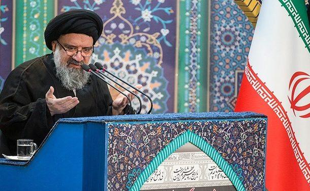 خطیب جمعه تهران: آمریکاییها دیگر در دنیا آرامش نخواهند داشت