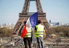 دانشجویان فرانسوی علیه دولت بهپامیخیزند