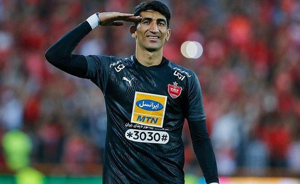 بیرانوند نامزد مرد سال فوتبال آسیا شد/آزمون نامزد بهترین لژیونر