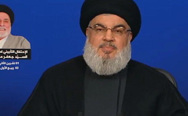 سید حسن نصرالله: حزبالله تلاش میکند مسئولیتپذیر باشد