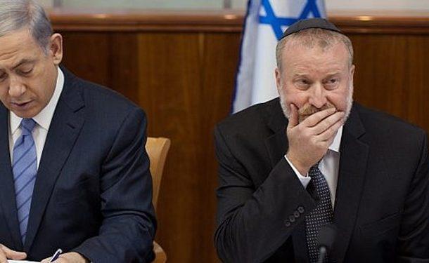 دادستان کل رژیم صهیونیستی در پی ممانعت از تداوم نخستوزیری نتانیاهو