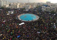 معترض اما انقلابی