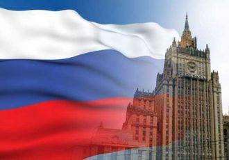 مسکو: احتمالاً خارجیها در اغتشاشات ایران دست دارند