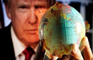 واشنگتن در جهان منزویتر میشود