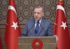 اردوغان: به عملیات چشمه صلح در سوریه ادامه می دهیم