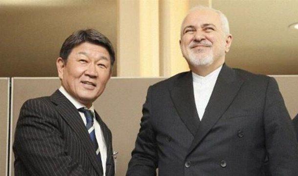 گفتگوی تلفنی وزرای خارجه ایران و ژاپن درباره آخرین وضعیت برجام
