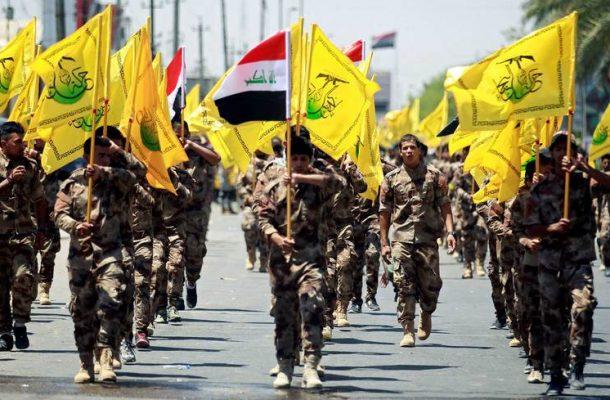 عملیات بزرگ الحشد الشعبی و ارتش عراق در غرب الانبار