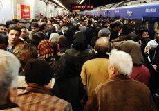 افزایش تعداد مسافران مترو در پایتخت/ استفاده از ماسک در مترو اجباری میشود