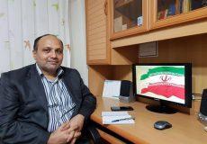 دکتر مسعود سلیمانی آزاد شد