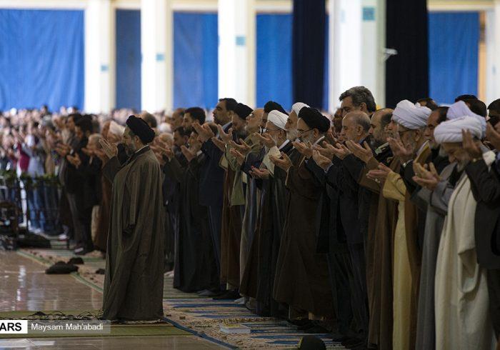 نماز جمعه تهران/ ۱۵ آذر ۱۳۹۸