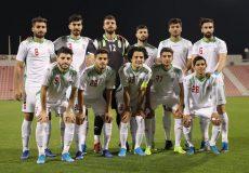 فهرست تیم ملی فوتبال امید ایران برای انتخابی المپیک اعلام شد