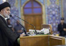 مرجعیت عراق: کسانی که داعش را شکست دادند میتوانند اصلاحات را هم پیش ببرند