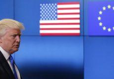 پامپئو خطاب به اتحادیه اروپا: مقابله با ایران، هدف مشترک ماست