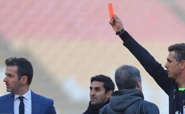 ممبینی: کار ویلموتس با تیم ملی تمام شده/زاهدیفر اشتباه کرد و ۵ هفته استراحت میکند