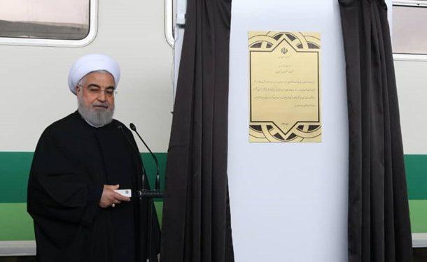 روحانی: رزمایش ایران، روسیه و چین غربیها را عصبانی کرده است