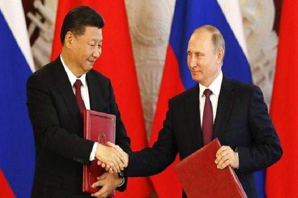 افزایش همکاریهای چین و روسیه برای مقابله با آمریکا