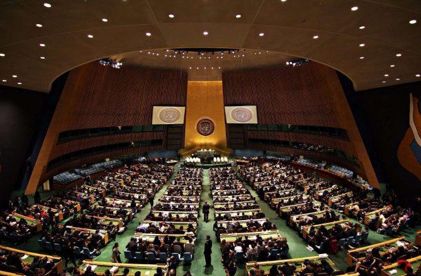 سازمان ملل در قاب آمریکا