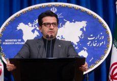 موسوی خطاب به ماکرون: آنچه در جنوب ایران قرار دارد، نامش خلیج فارس است