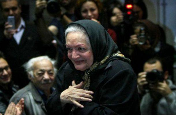 شهلا ریاحی بازیگر پیشکسوت سینما درگذشت