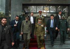 وزیر دفاع: سردار سلیمانی برای صلح میجنگید