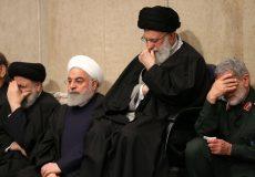 مراسم بزرگداشت شهید قاسم سلیمانی با حضور رهبر انقلاب برگزار شد
