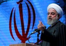روحانی: آمریکا در عمل بگوید راهش اشتباه بوده است