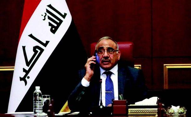 رایزنیهای فشرده عبدالمهدی درباره خروج نظامیان آمریکا از عراق