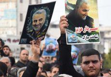 پیکر سپهبد شهید قاسم سلیمانی دوشنبه در تهران تشییع میشود