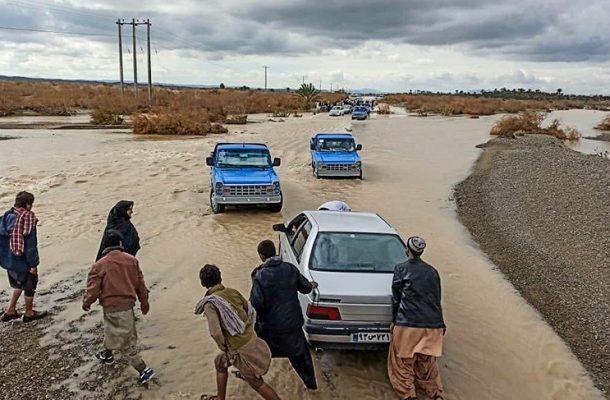 سیلاب ۵۰۰ محور روستایی را مسدود کرد