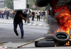 جمعه خشم در غزه و کرانه باختری؛ درگیری فلسطینیها با مأموران صهیونیستی
