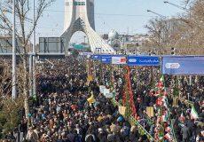 حماسه عزت و اقتدار در ایران اسلامی