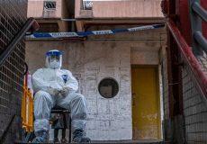 قرنطینه ۱۰ هزار معتاد در تهران