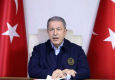 وزیر دفاع ترکیه؛ با هدف آتشبس، نیرو به ادلب میفرستیم
