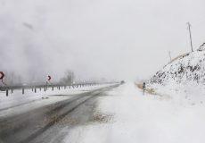 برف و کولاک شدید در جادهها تا چهارشنبه/ مردم از سفر ضروری هم بپرهیزند