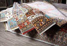 چشمبادامیها، مشتاق فرشهای نفیس ایرانی