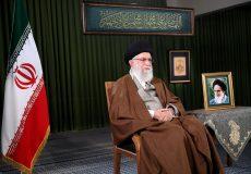 سخنرانی تلویزیونی رهبر انقلاب در ۱۴ خرداد