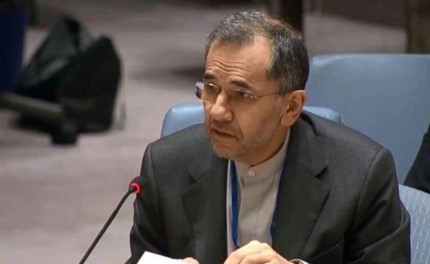 تختروانچی: اقتدار شورای امنیت در خطر است/ آمریکا عمدا به غلط قطعنامه ٢٢٣١ را تفسیر میکند
