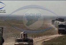 بیش از ۱۰۰ کامیون سلاح و تجهیزات آمریکایی وارد سوریه شد