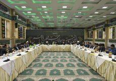 اولین نشست منتخبین جوان مجلس یازدهم برگزار شد