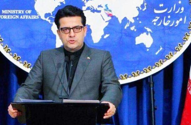 واکنش سخنگوی وزارت خارجه به حضور آمریکایی ها در خلیج فارس