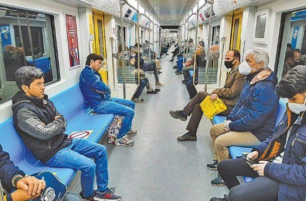 حتیالمقدور در ساعات پیک با مترو سفر نکنید