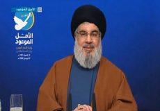 سیدحسن نصرالله: رژیم صهیونیستی بیم دارد بیشتر از ۸۰ سال عمر نکند