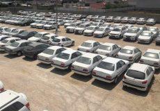 کشف ۱۰۱۴ دستگاه خودرو احتکار شده