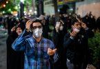 حال و هوای بهداشتی مساجد تهران در اولین شب قدر
