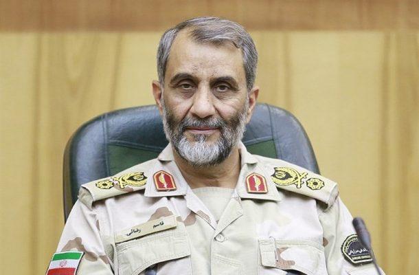 جانشین جدید فرمانده نیروی انتظامی منصوب شد