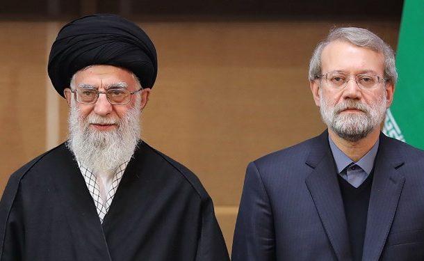 انتصاب علی لاریجانی به مشاورت رهبری و عضویت در مجمع تشخیص مصلحت نظام